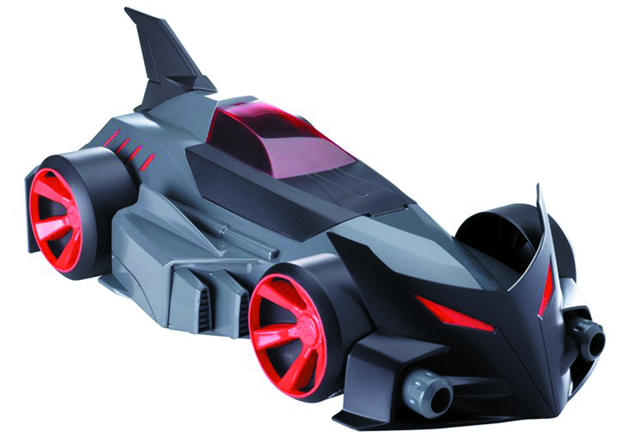 BATMAN BLAST LANE BATMOBILE VEHICLE CS