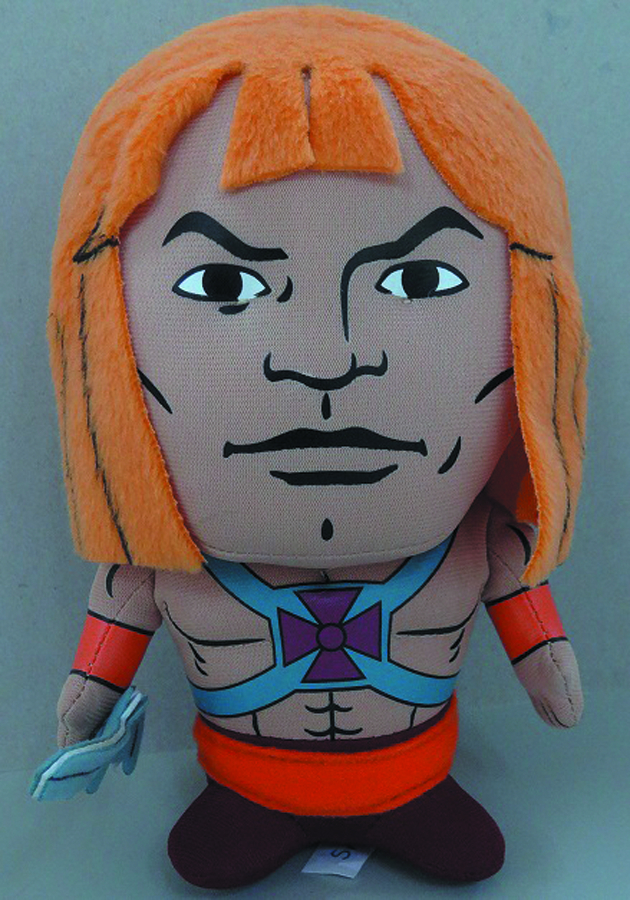 MOTU HE-MAN SUPER DEFORMED PLUSH