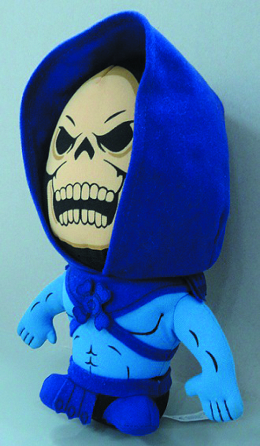 MOTU SKELETOR SUPER DEFORMED PLUSH