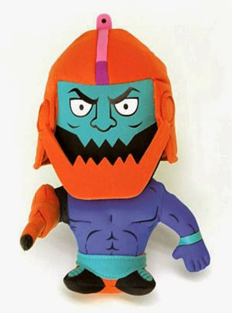MOTU TRAP JAW SUPER DEFORMED PLUSH