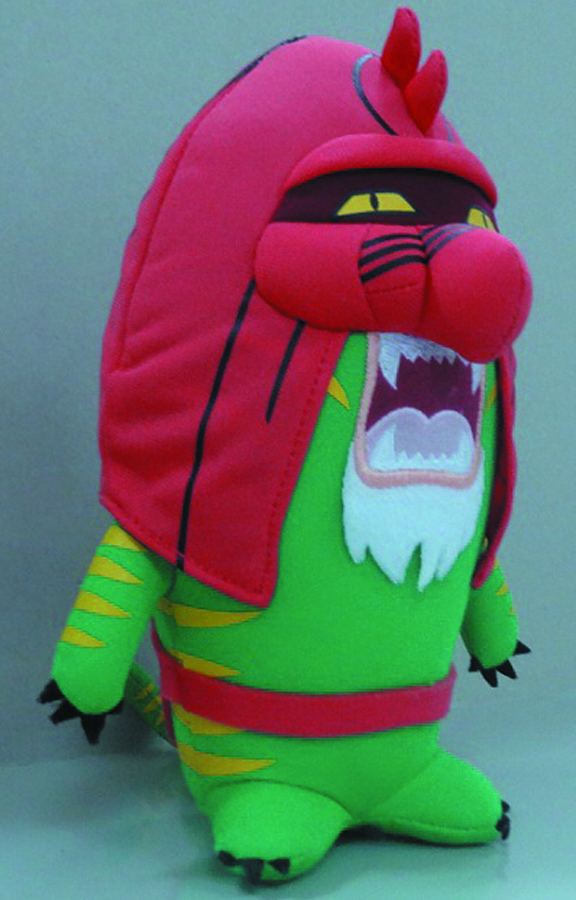 MOTU BATTLE CAT SUPER DEFORMED PLUSH