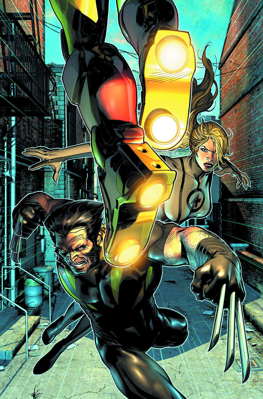 AGE OF ULTRON #8