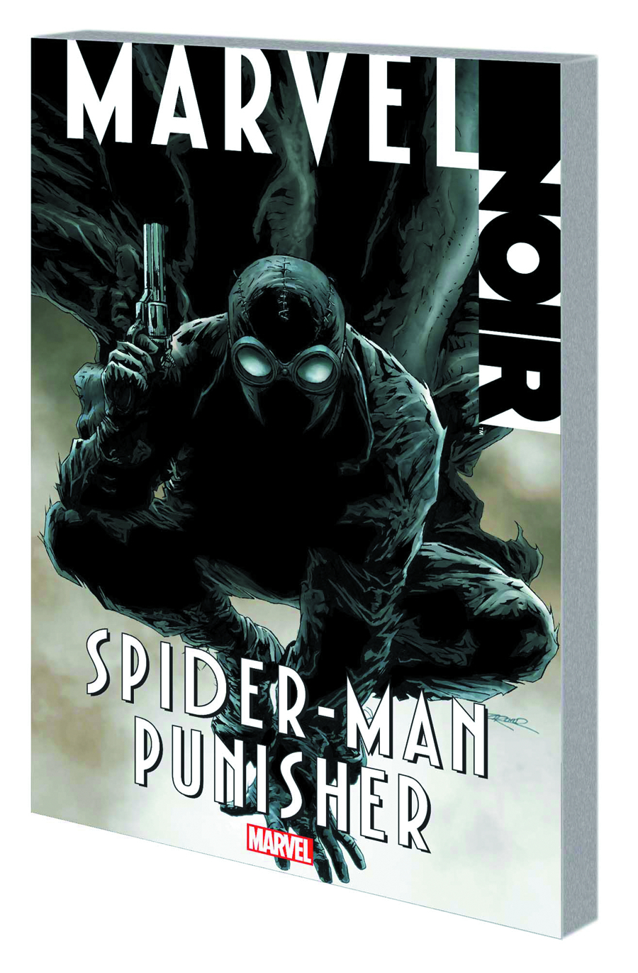MARVEL NOIR TP SPIDER-MAN PUNISHER