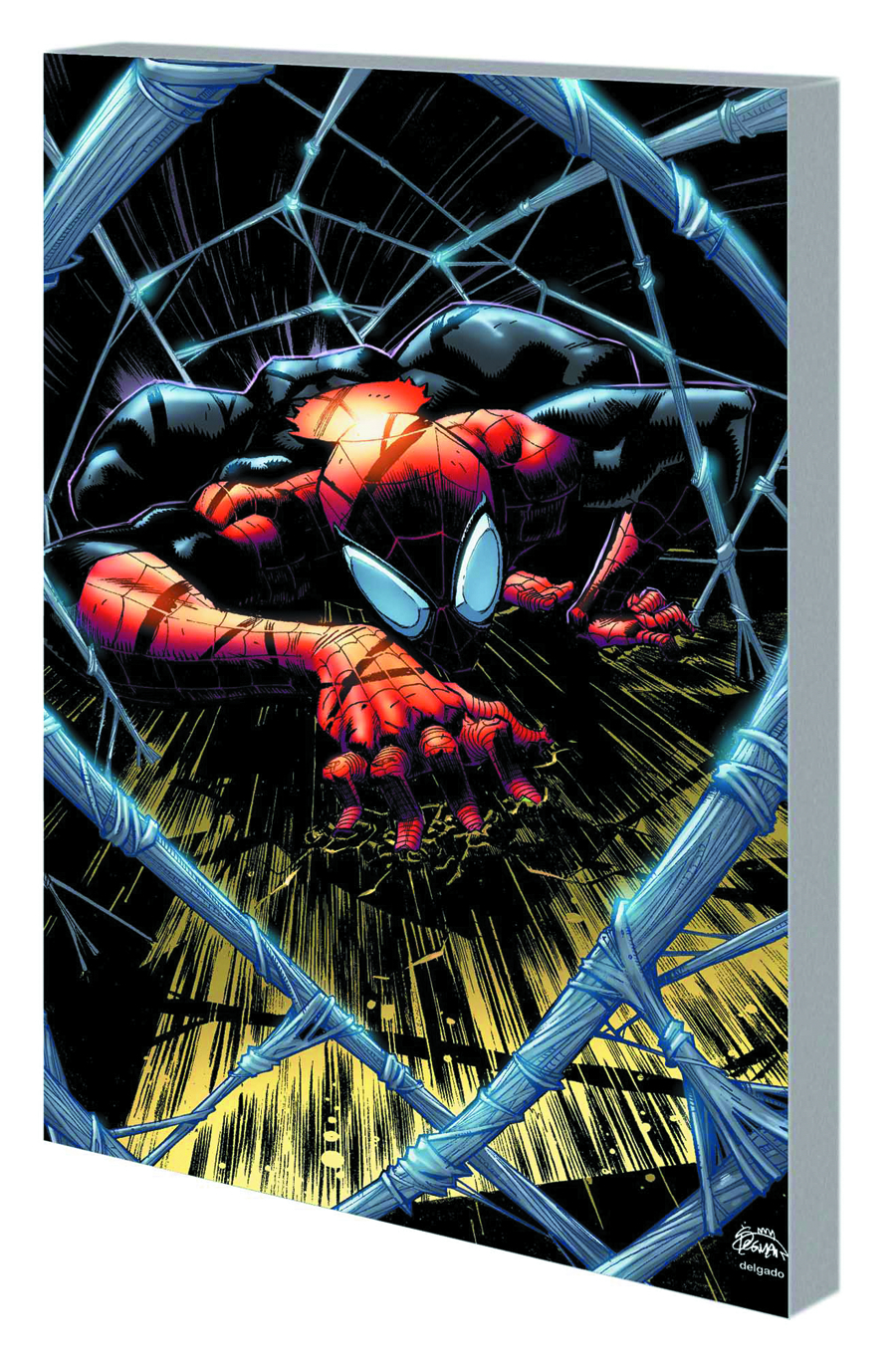 SUPERIOR SPIDER-MAN TP VOL 01 MY OWN WORST ENEMY NOW