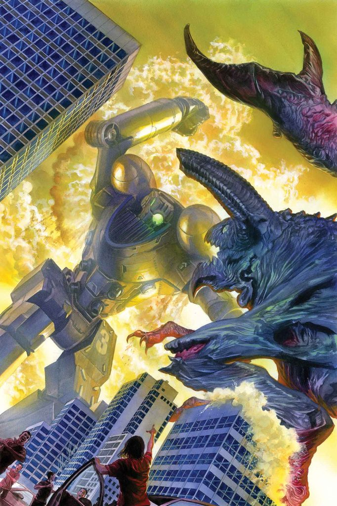 PACIFIC RIM PREM HC TALES FROM YEAR ZERO