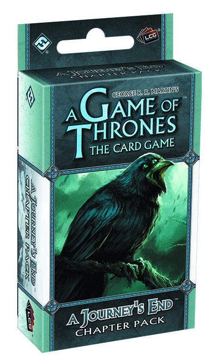 GAME THRONES LCG A JOURNEYS END CHAPTER PACK