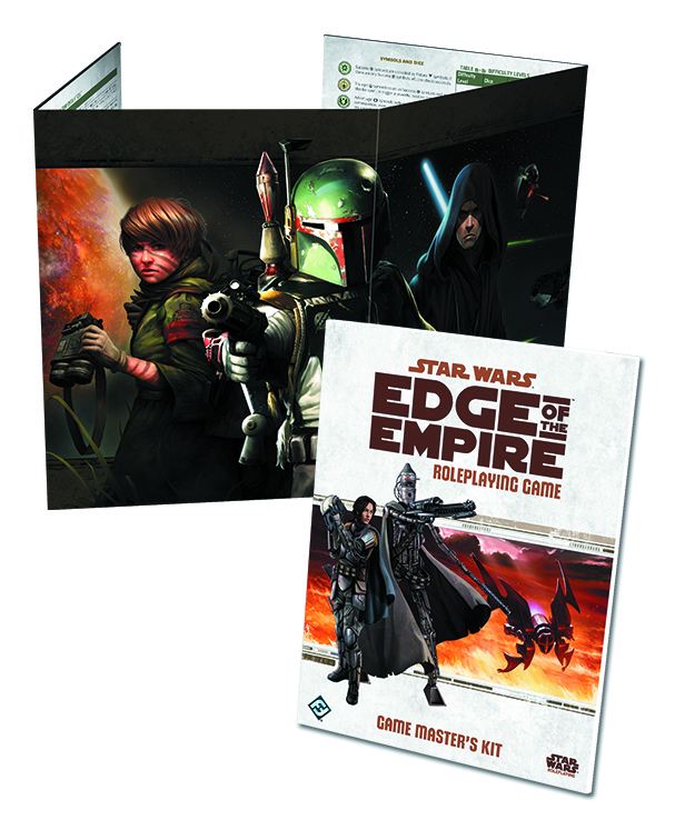 STAR WARS RPG EDGE OF THE EMPIRE GM KIT