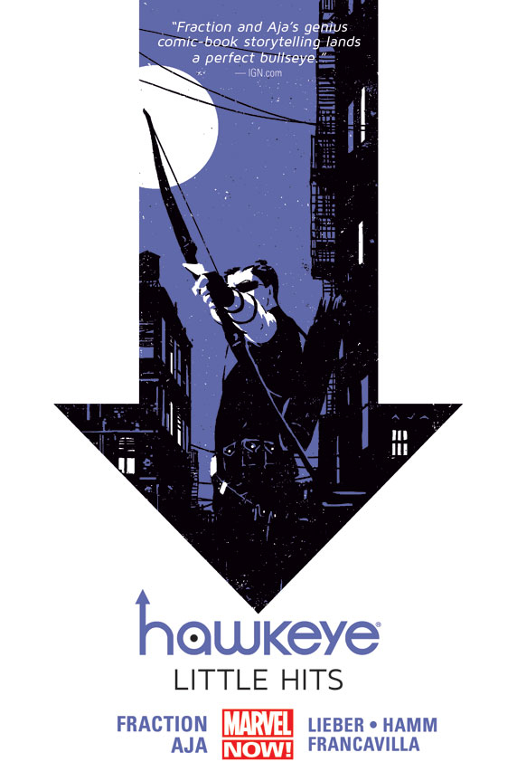 HAWKEYE TP VOL 02 LITTLE HITS NOW
