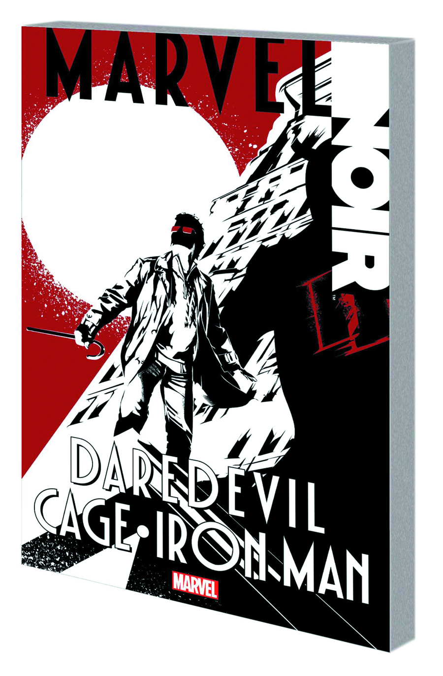 MARVEL NOIR TP DAREDEVIL CAGE IRON MAN