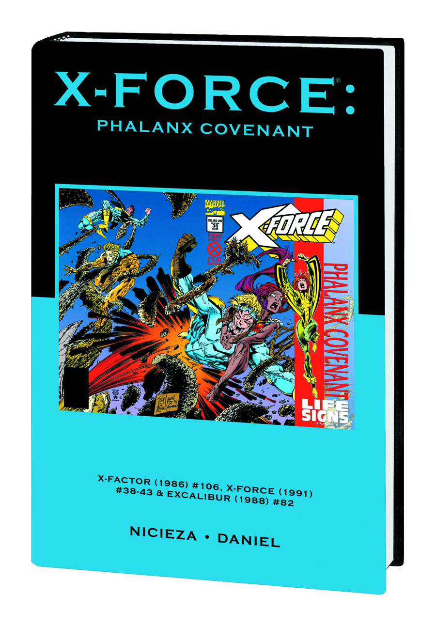 X-FORCE PREM HC PHALANX COVENANT DM VAR ED 107