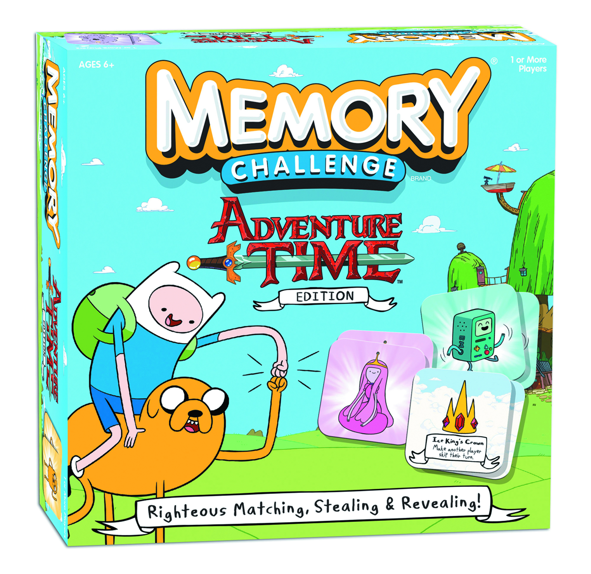 ADVENTURE TIME MEMORY