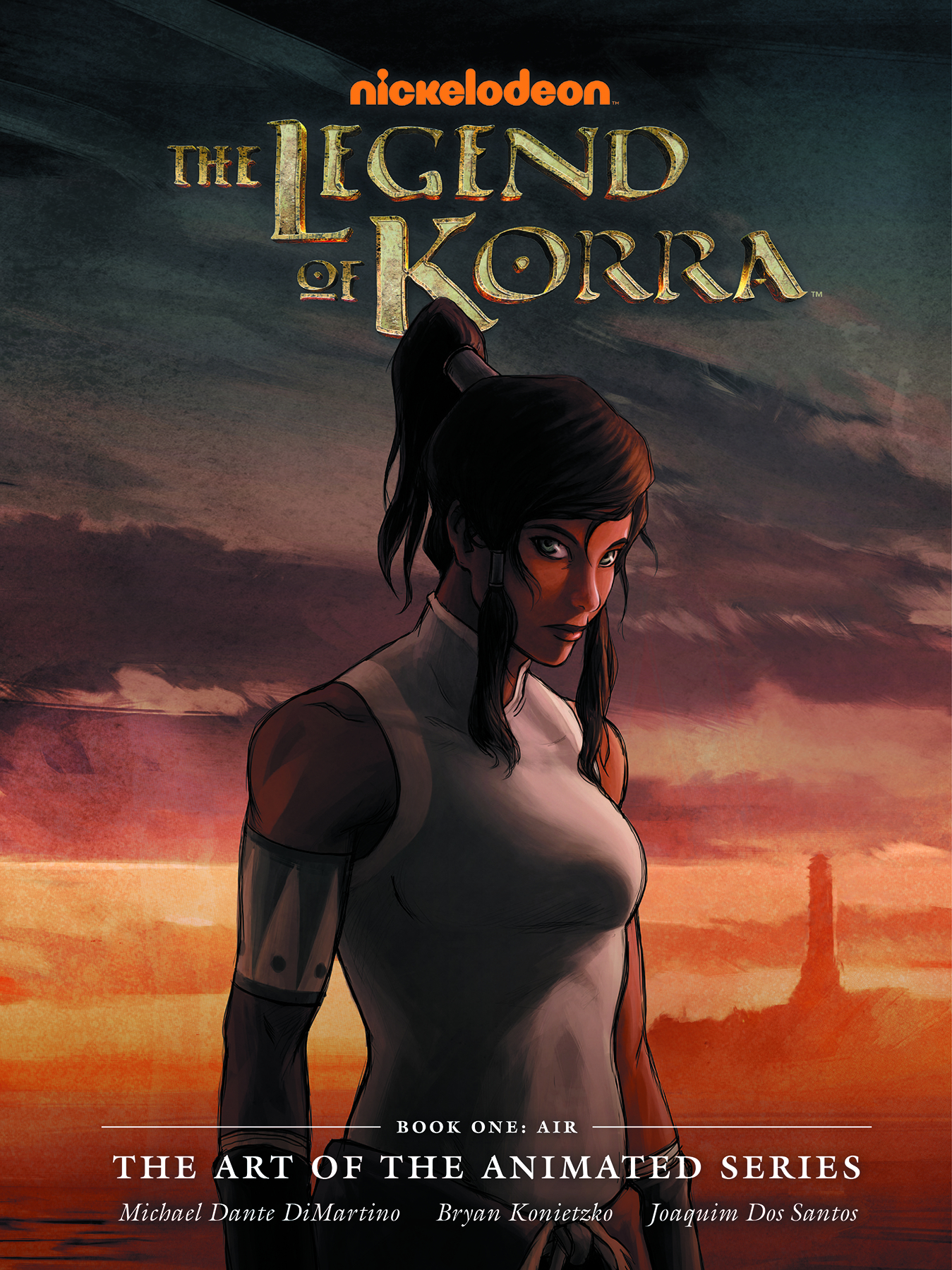 LEGEND KORRA ART ANIMATED SERIES HC BOOK 01 AIR