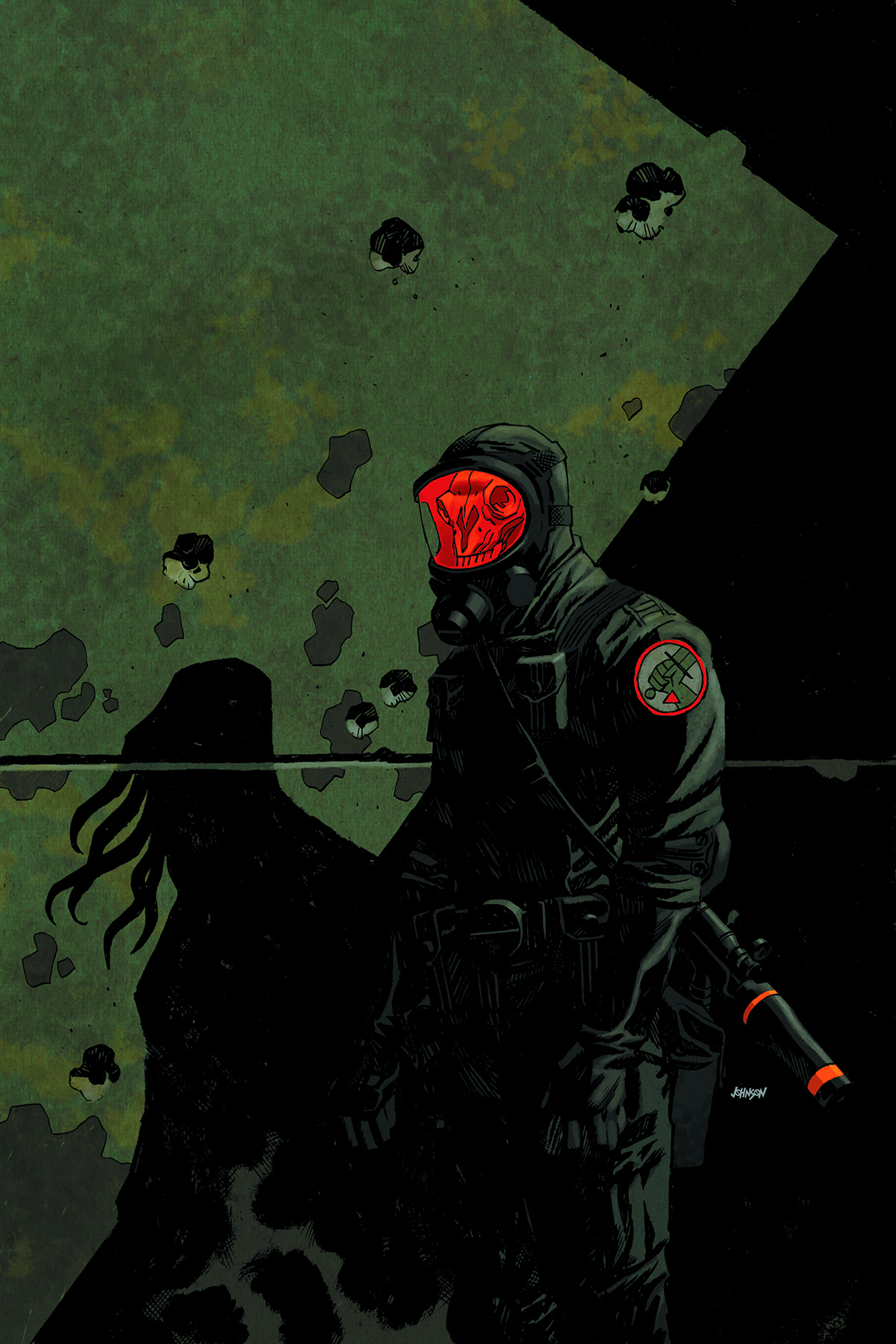 BPRD HELL ON EARTH #107 WASTELAND #1
