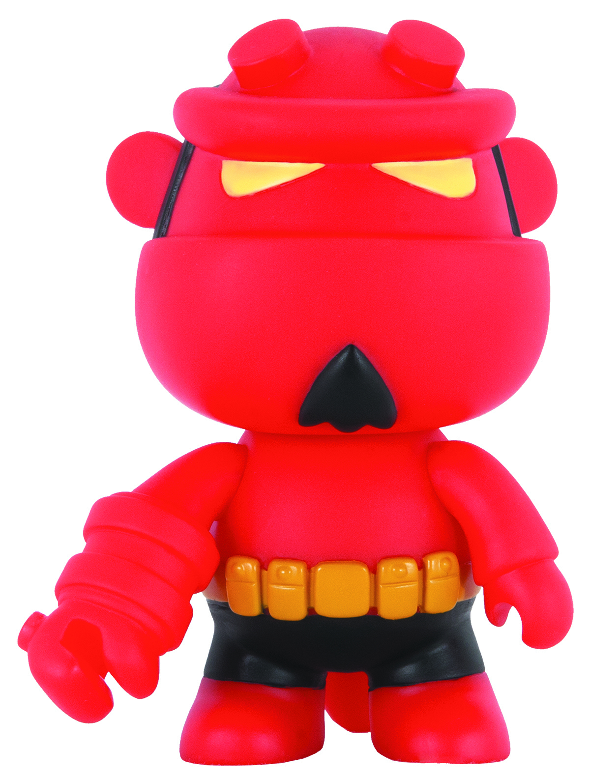 HELLBOY 5 INCH MINI QEE RED