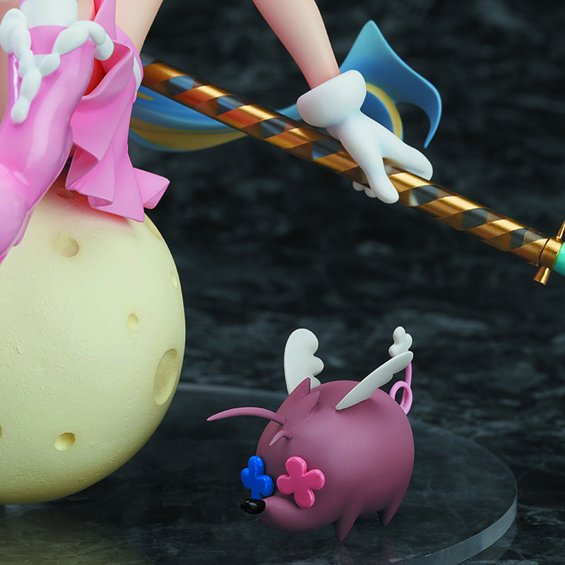 GURREN LAGANN MAGICAL NIA PVC FIG