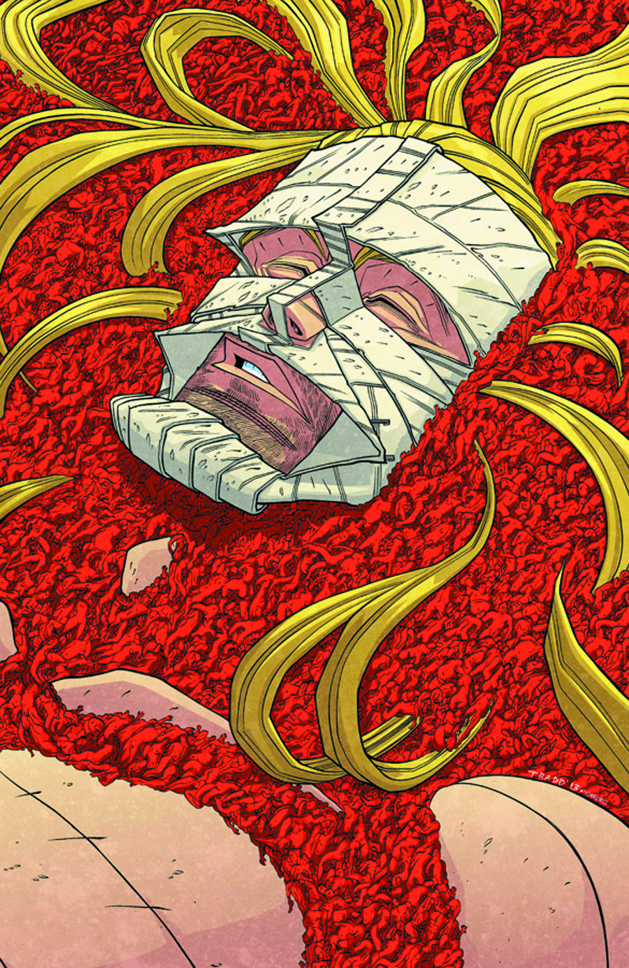 LEGEND OF LUTHER STRODE #6 (OF 6)