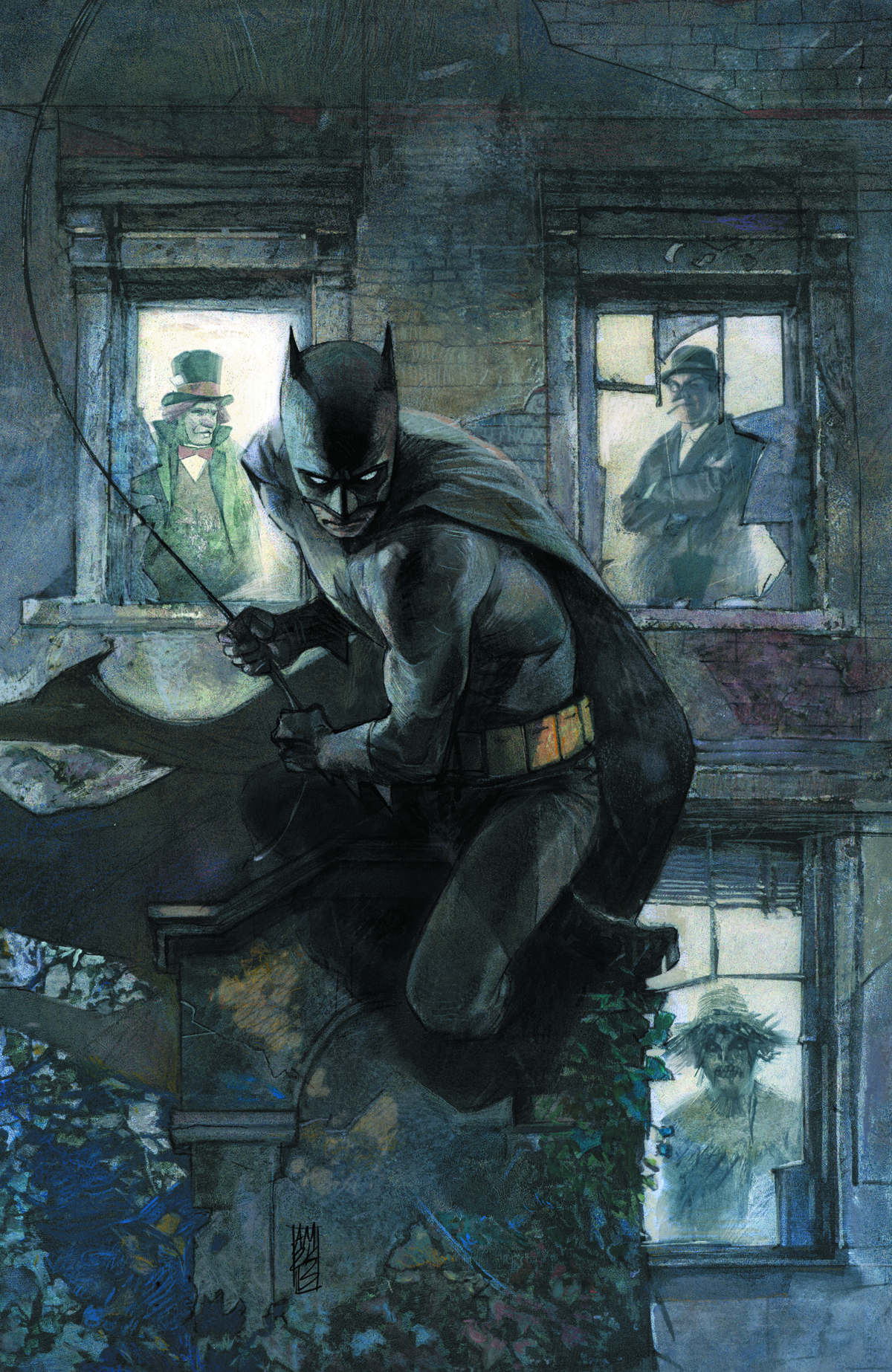 BATMAN THE DARK KNIGHT ANNUAL #1