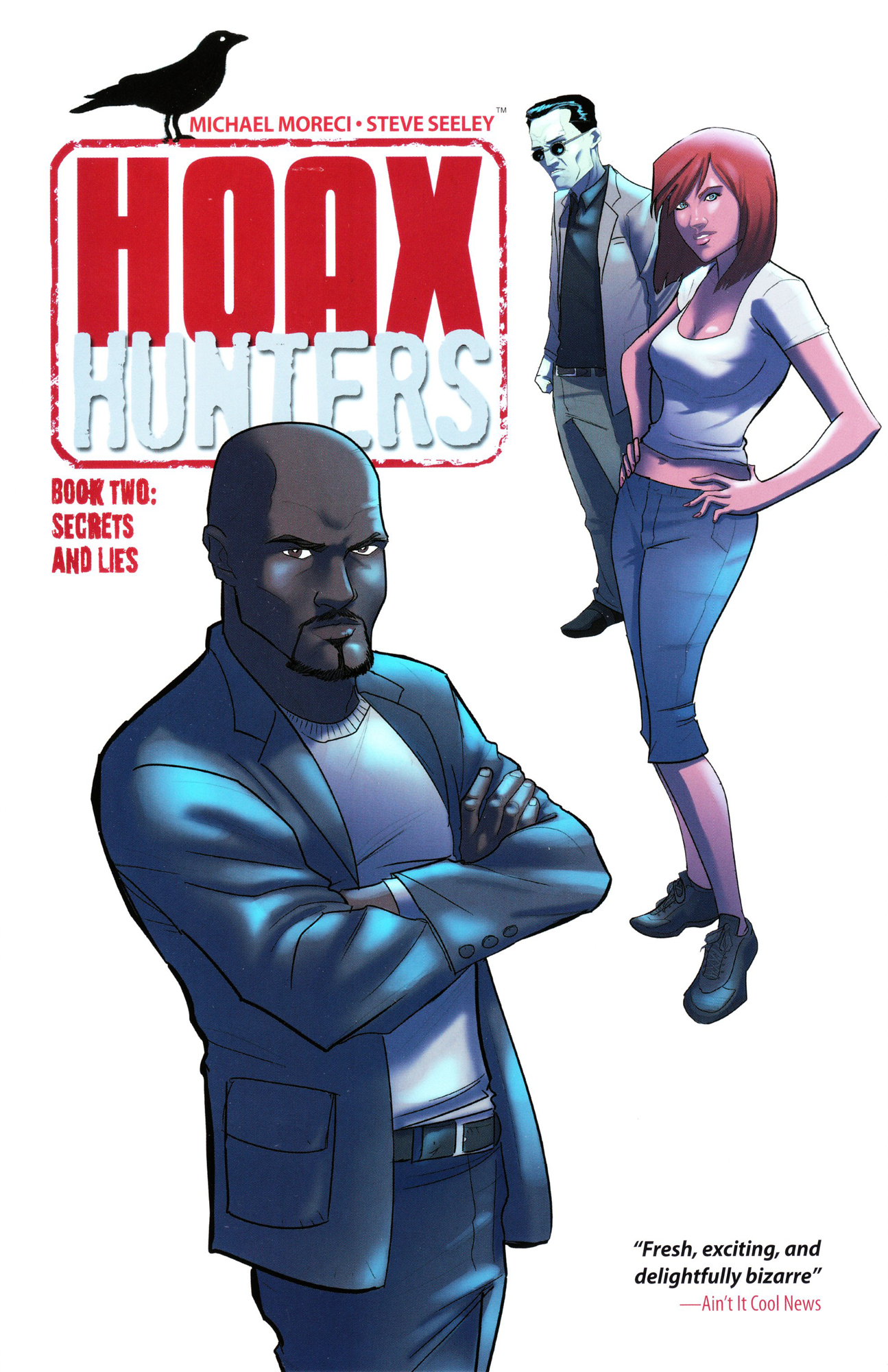 HOAX HUNTERS TP VOL 02 SECRETS AND LIES