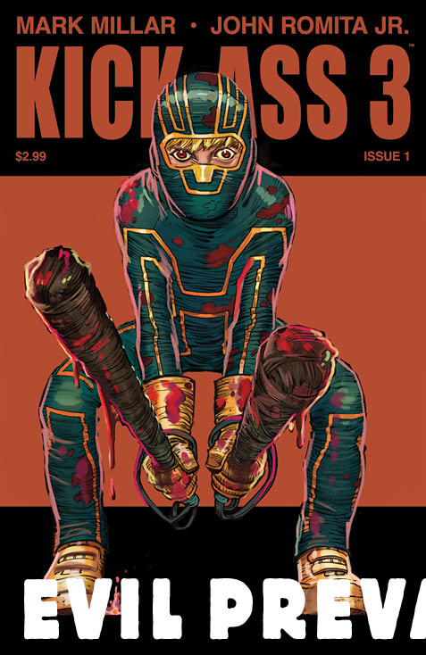KICK-ASS 3 #1 (OF 8) (MR)
