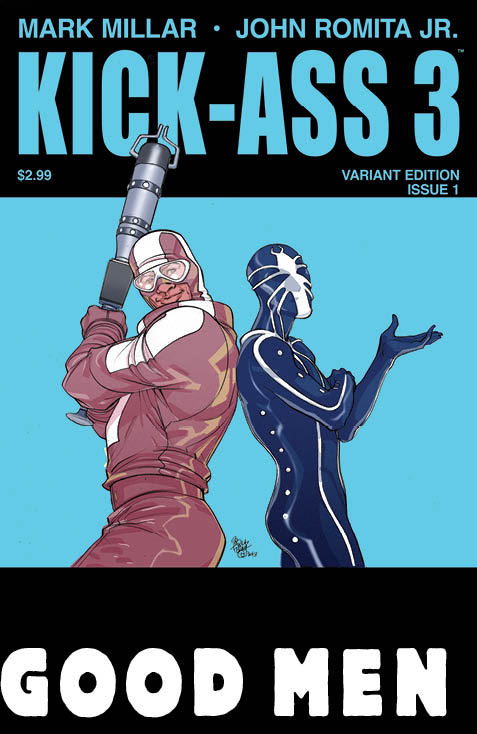 KICK-ASS 3 #1 (OF 8) FERRY VAR