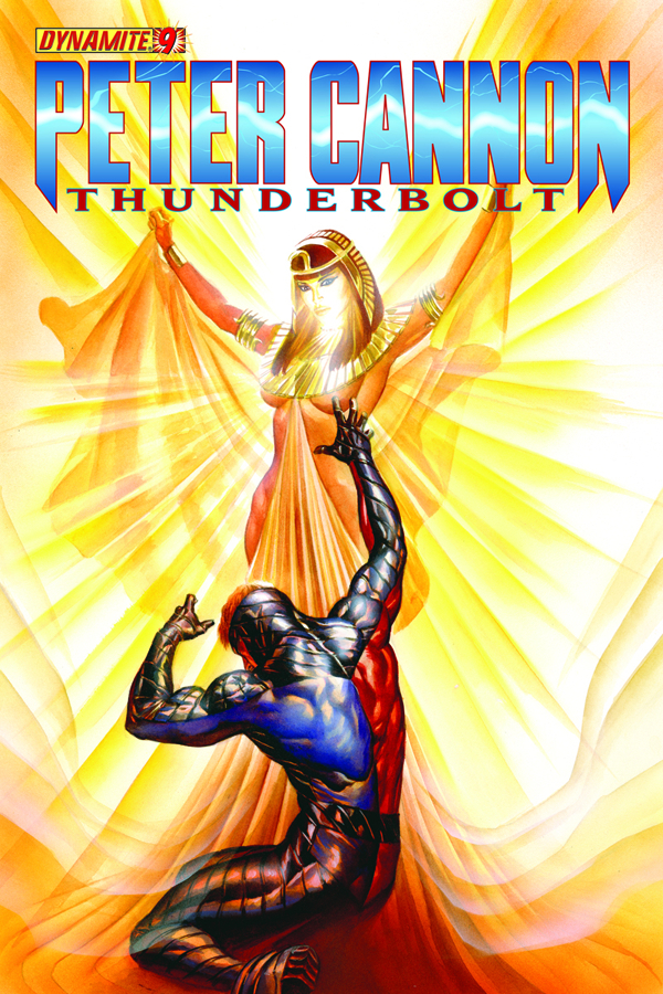 PETER CANNON THUNDERBOLT #9 CVR A ALEX ROSS