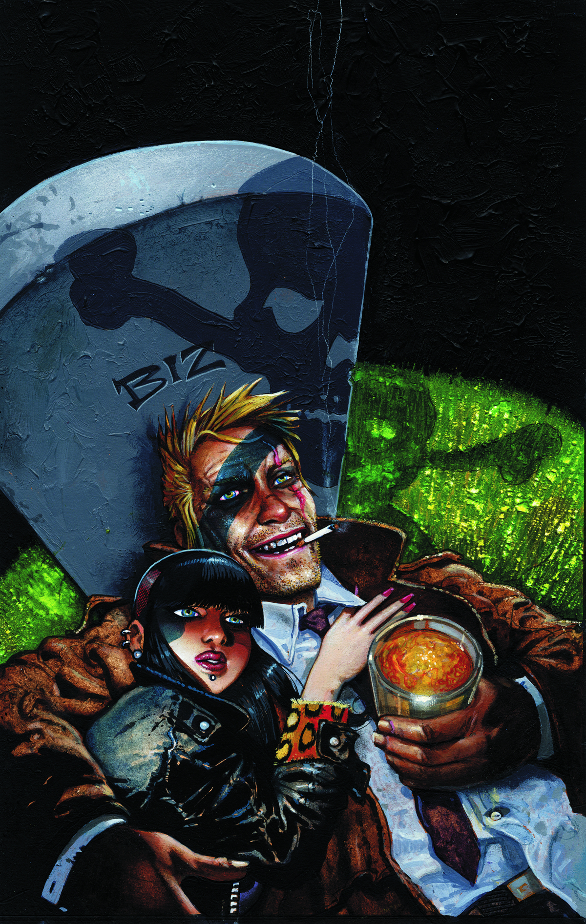 HELLBLAZER DEATH AND CIGARETTES TP