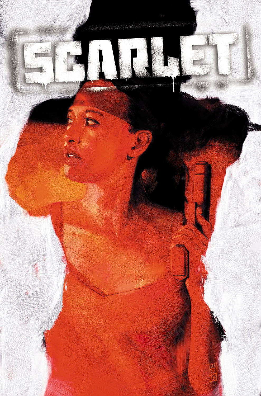 SCARLET #8 (RES) (MR)