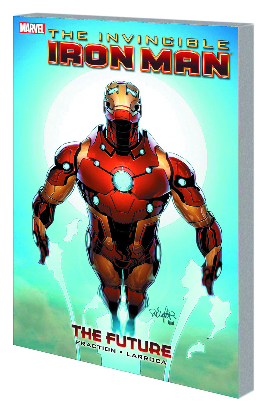 INVINCIBLE IRON MAN TP VOL 11 FUTURE