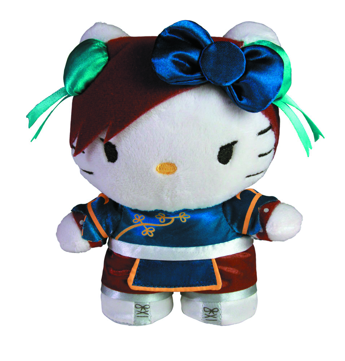 SANRIO X STREET FIGHTER CHUN LI 6-IN MINI PLUSH