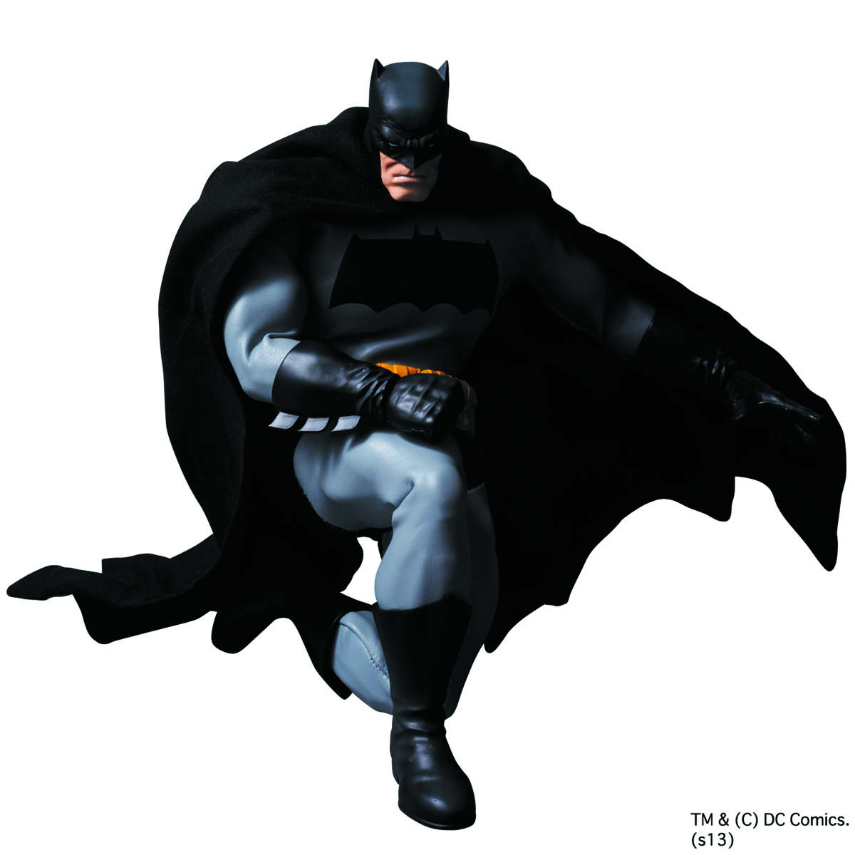 DARK KNIGHT RETURNS BATMAN RAH
