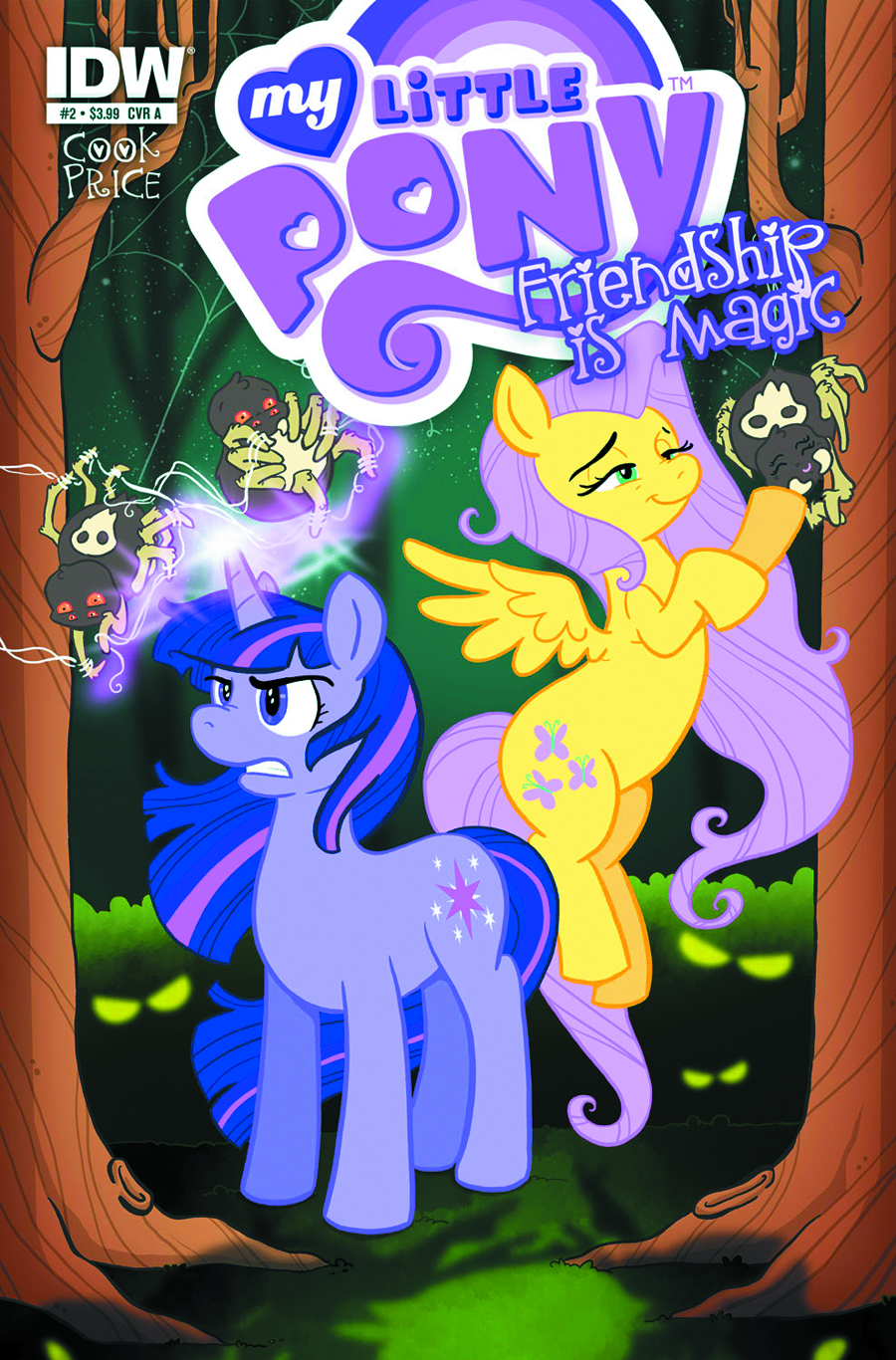 (USE FEB138475) MY LITTLE PONY FRIENDSHIP IS MAGIC #2 2ND PT