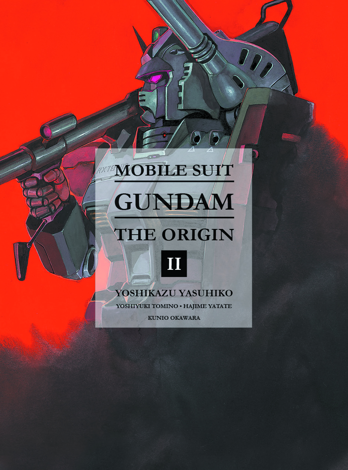 MOBILE SUIT GUNDAM ORIGIN HC GN VOL 02 GARMA