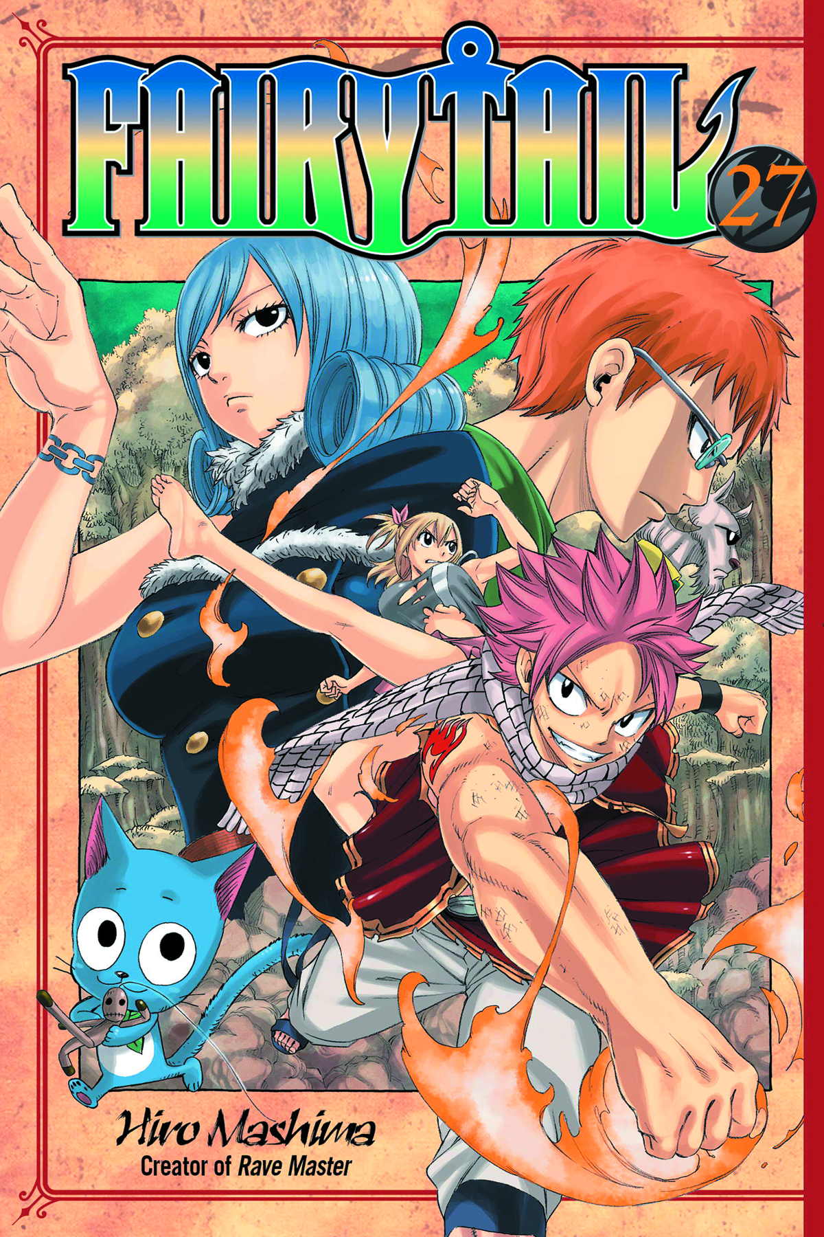 FAIRY TAIL GN VOL 27