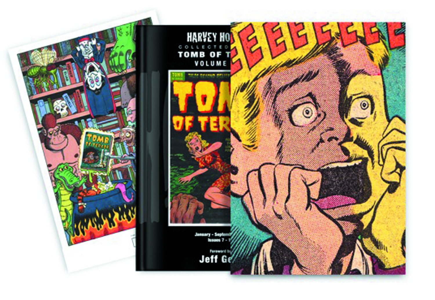 HARVEY HORRORS TOMB OF TERROR SLIPCASE ED VOL 02