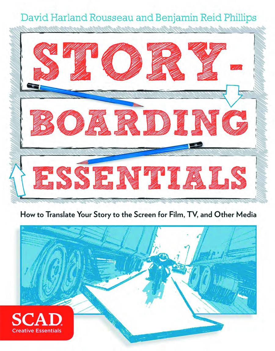 STORYBOARDING ESSENTIALS HT TRANSLATE STORY FOR FILM TV