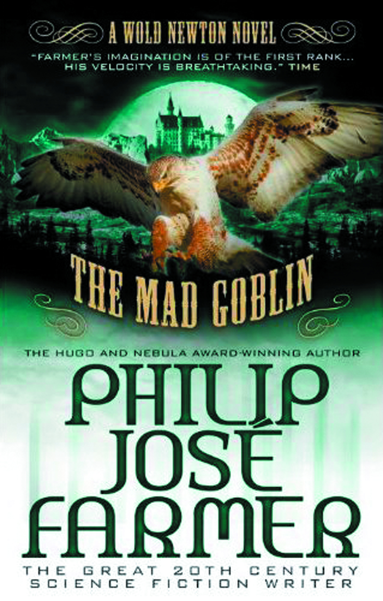 MAD GOBLIN SECRETS OF NINE NOVEL