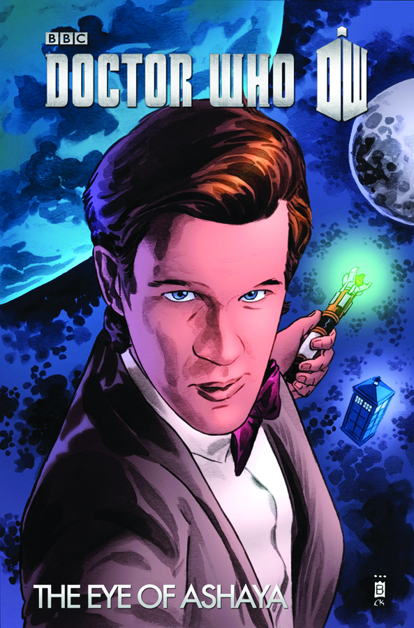 DOCTOR WHO 3 TP VOL 02 EYE OF ASHAYA