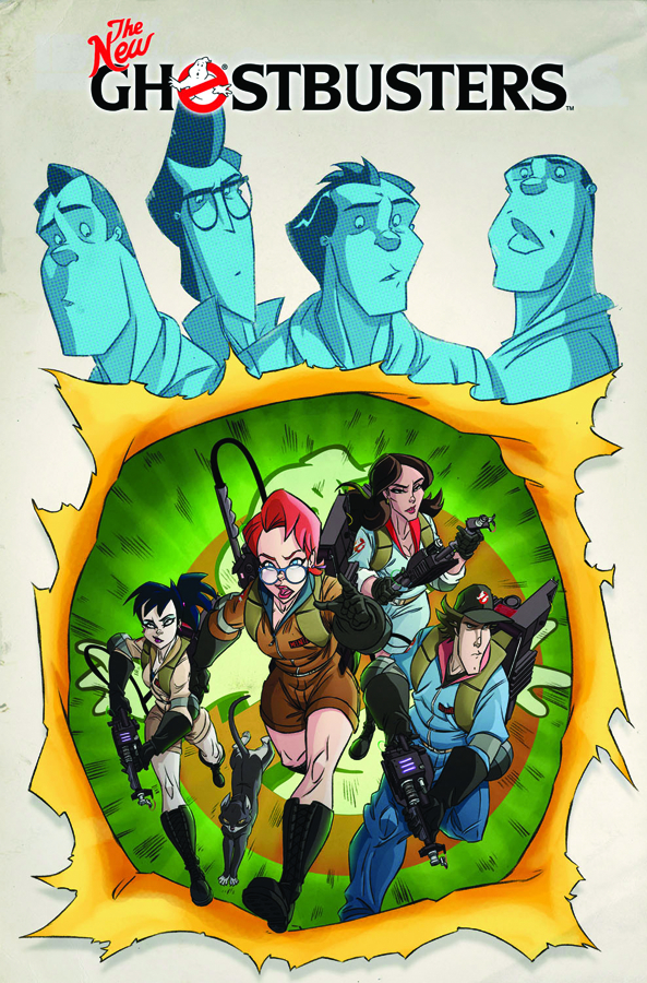 GHOSTBUSTERS ONGOING TP VOL 05 NEW GHOSTBUSTERS