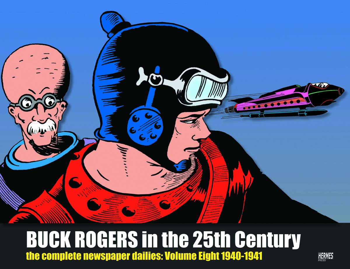 BUCK ROGERS IN 25TH CENTURY DAILIES HC VOL 08 1940-1941