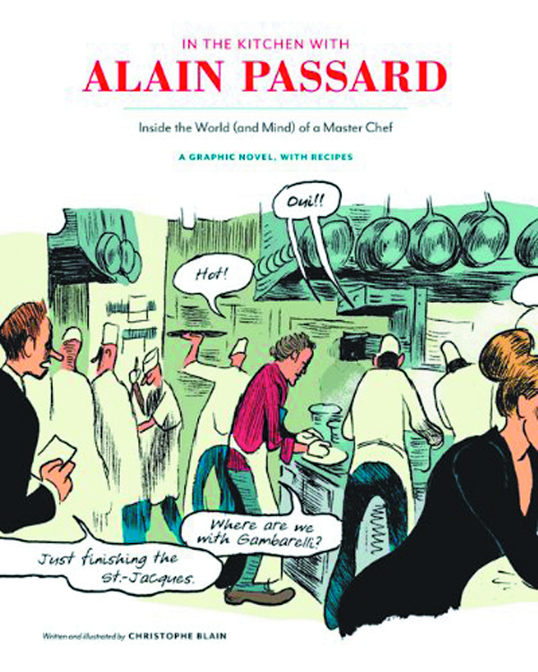 IN KITCHEN WITH ALAIN PASSARD INSIDE WORLD OF MASTER CHEF