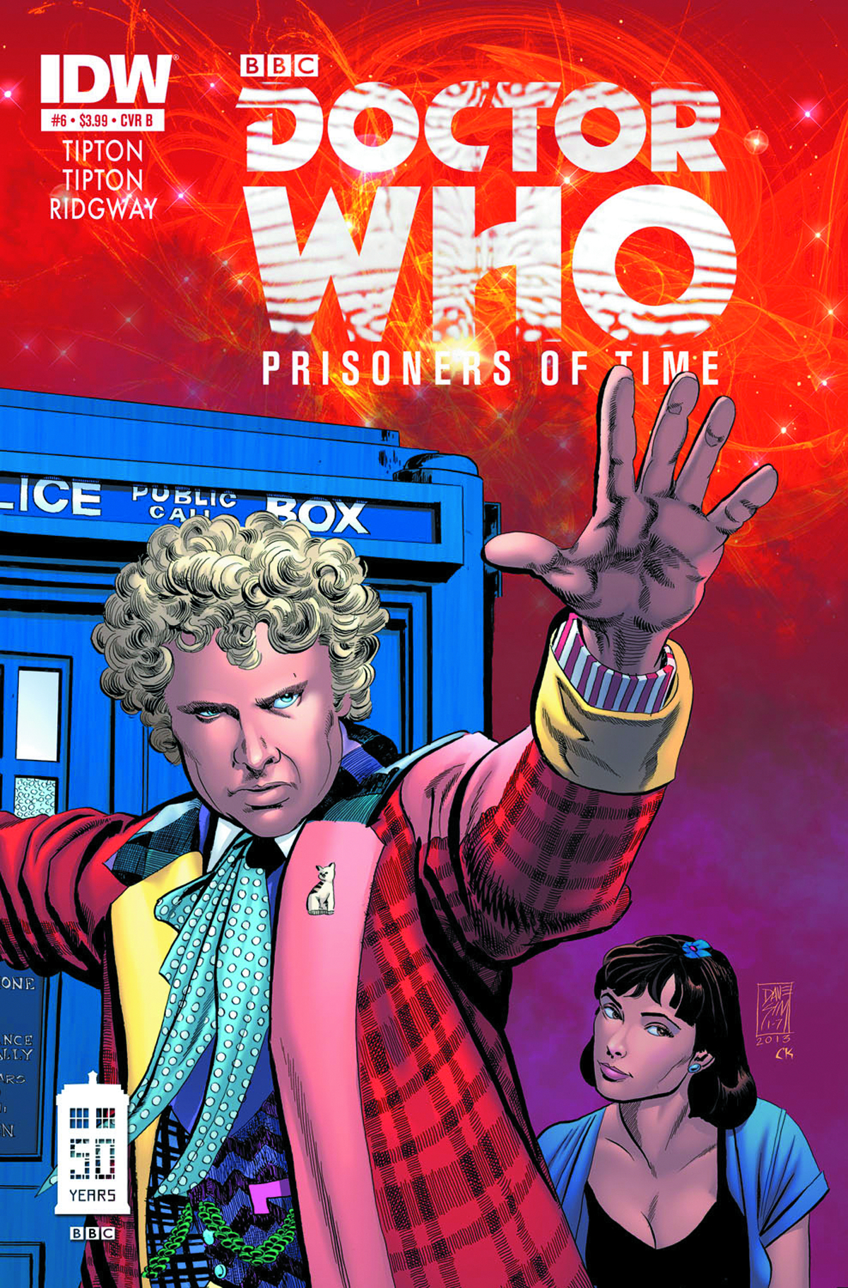 DOCTOR WHO PRISONERS OF TIME #6