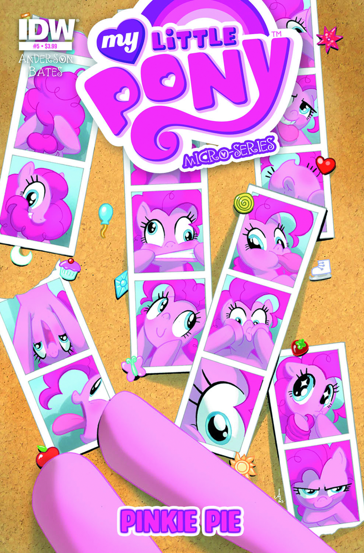 MY LITTLE PONY MICRO SERIES #5