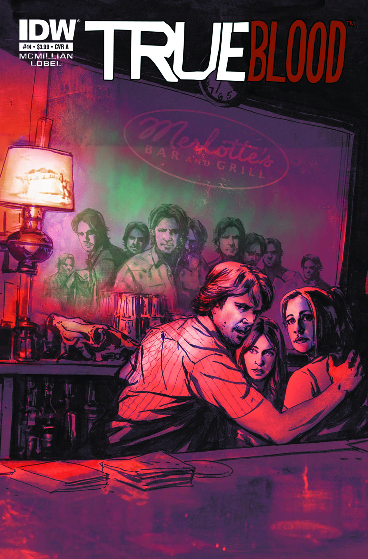 TRUE BLOOD ONGOING #14