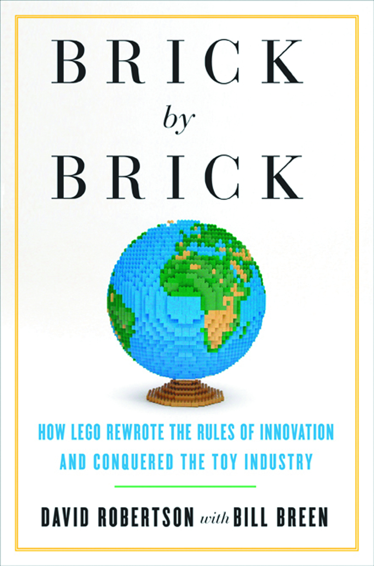 BRICK BY BRICK HOW LEGO CONQUERED TOY INDUSTRY HC