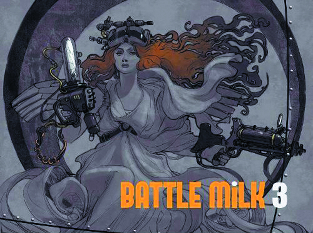 BATTLE MILK 3 TP