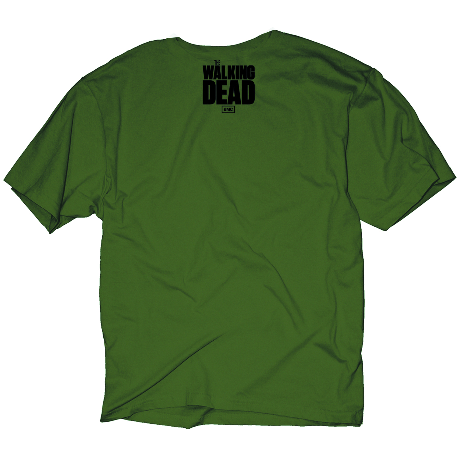 WALKING DEAD KC CALL DARYL PX OLIVE T/S MED