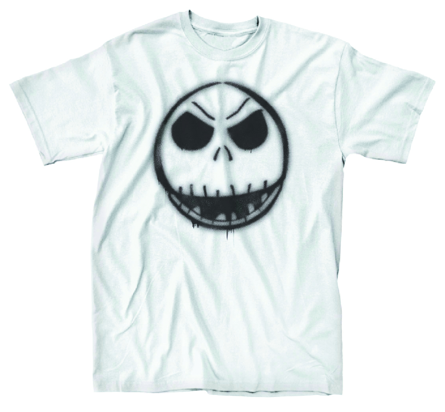 NBX JACK SPRAY WHT T/S XL