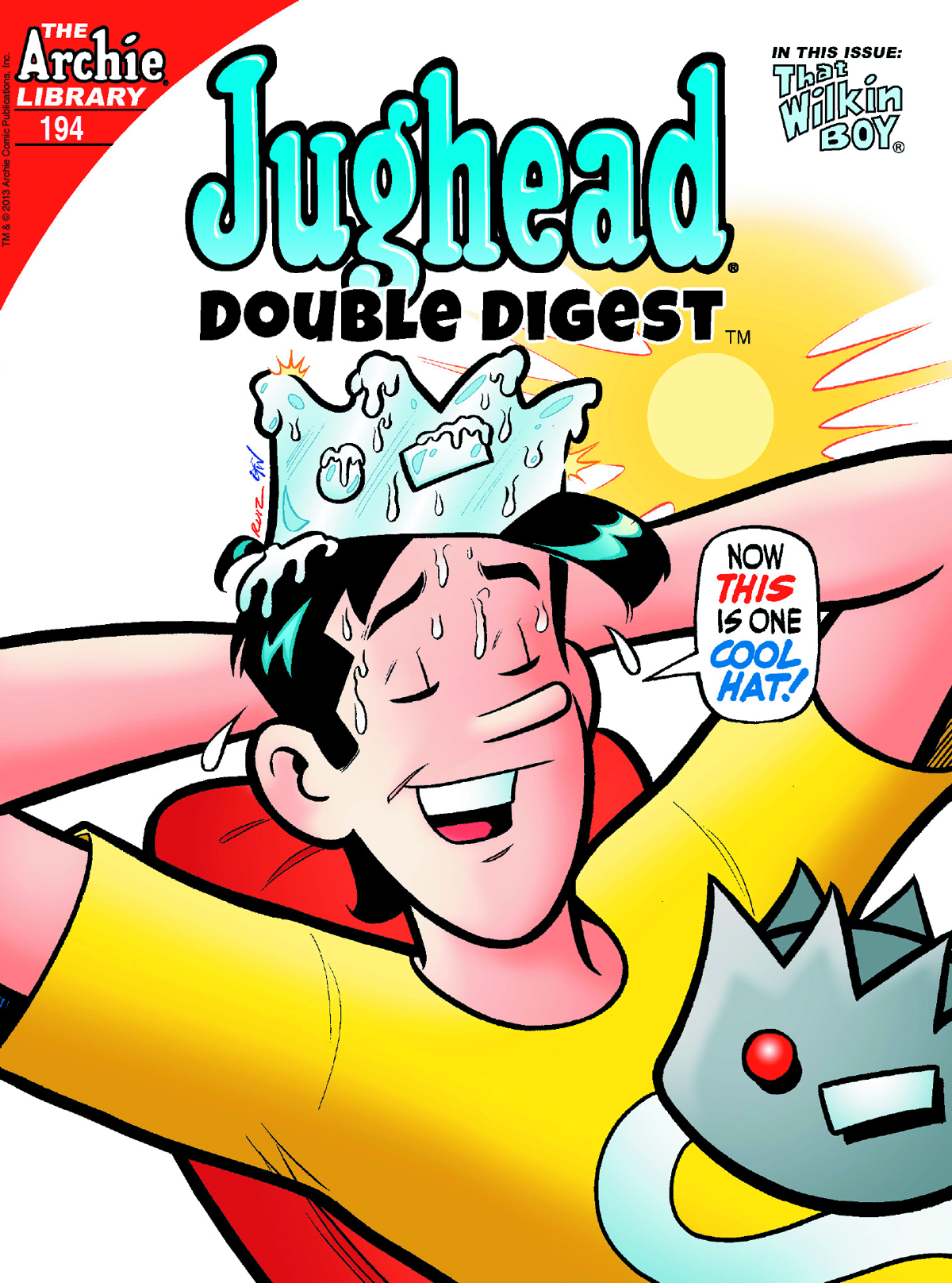 JUGHEADS DOUBLE DIGEST #194