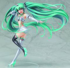 RACING MIKU 1/8 SCALE PVC FIG 2012 VER
