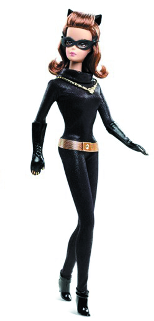 BARBIE 1966 BATMAN TV SER CATWOMAN DOLL